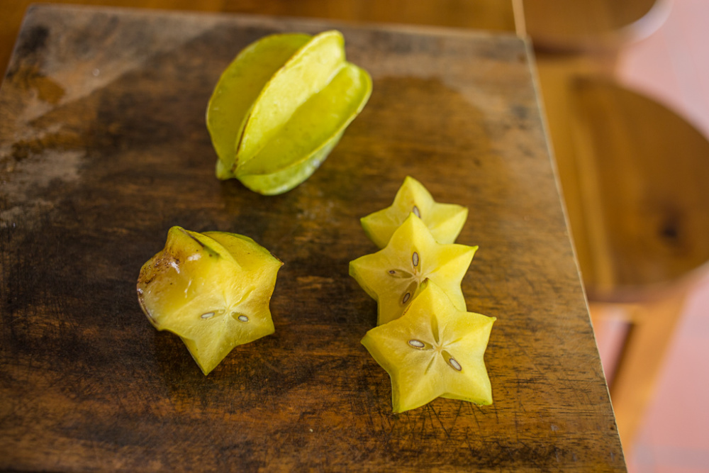 Pictures Of Carambola